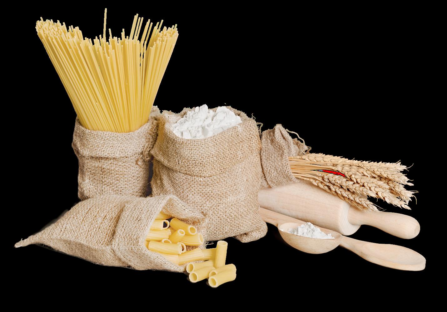 Pasta, cereali e farine